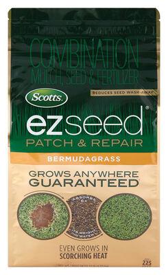 Scotts Ez Seed Seed Mulch & Fertilizer 10 lb. Bermuda
