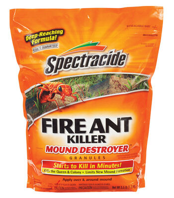 Spectracide Fire Ant Shield Mound Destroyer Insect Killer For Fire Ants 3.5 lb.