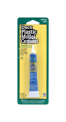 Duco Plastic Model Cement .5 oz.