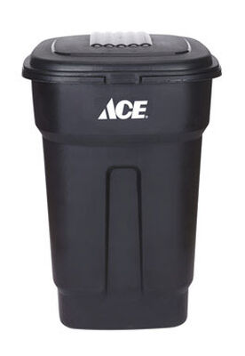 Ace 35 gal. Plastic Garbage Can