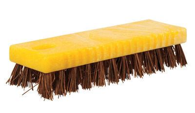 Rubbermaid 8 in. L Scrub Brush For Heavy Duty Plastic