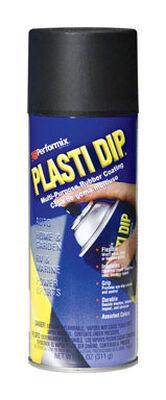 Plasti Dip Rubber Coating 11 oz. Black Spray Can