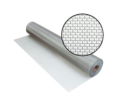 Phifer Wire 48 in. W x 100 ft. L Aluminum Screen Cloth