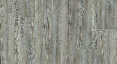 Resilient Vinyl plank carton - Weathered Barnboard