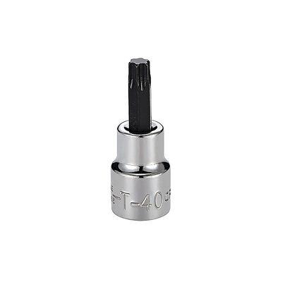 Craftsman 3/8 in. drive x T40 6 Point Standard 1 pc. Torx Bit Socket
