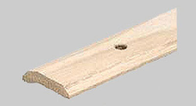 M-D Building Products Smooth Carpet Trim Wood 3/4 in. H x 1-7/16 in. W x 36 in. D Natural Oak