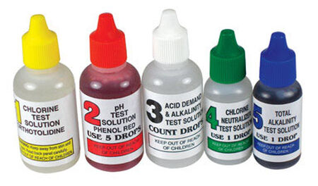 Ace Four Way Test Kit Refill 1/2 oz.