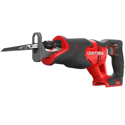 Craftsman 20V MAX 1 in. Cordless Reciprocating Saw 20 volt 3000 spm