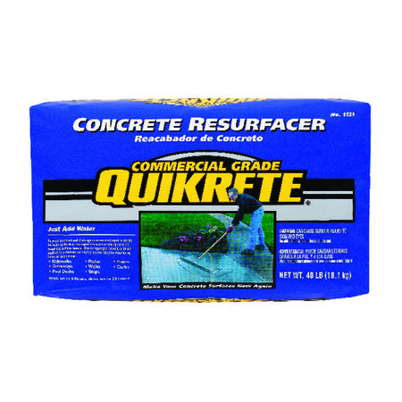 40# CONCRETE RESURFACER
