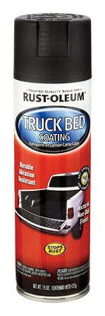 Rust-Oleum Truck Bed Coating 15 oz. Black Spray Can