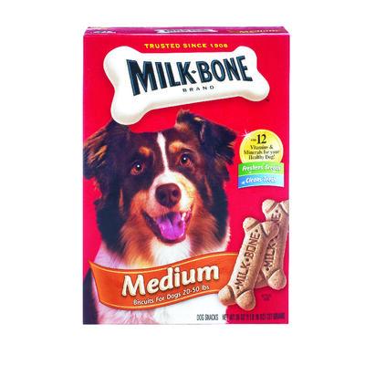 Milk Bone Medium Adult Dog Treats Original Flavor 24 oz.
