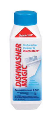 Dishwasher Magic 12 oz. Cleaner and Disinfectant