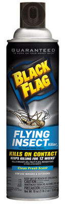 Black Flag Insect Killer For Flying Insects 18 oz.