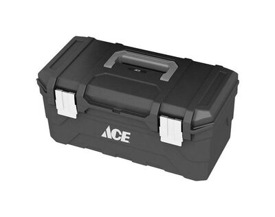 Ace Hand Tool Box 20 in. L Plastic
