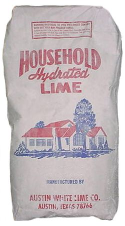 Lime Hydrated 50lb