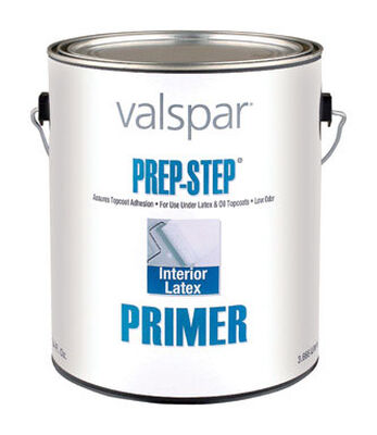 Valspar Prep-Step Interior Latex Primer White 1 gal.