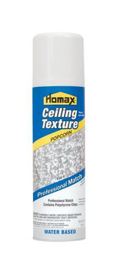 Homax Pro Match 16 oz. Aerosol Can Water-Based Popcorn Ceiling Spray Texture