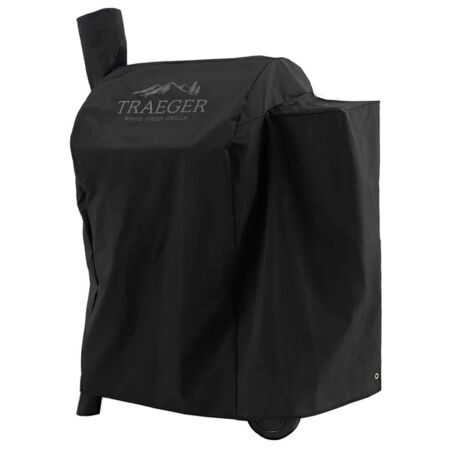 Traeger Pro 575 Black Grill Cover For Form fitted for Pro 575-TFB57GLE TFB57GZE or Pro 22-TFB57P