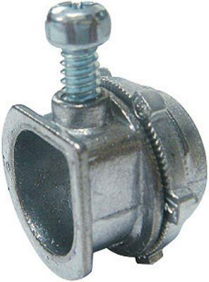 Sigma 3/8 in. Dia. Zinc Box Connector
