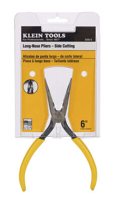 Klein Tools 6 in. L Long Nose Pliers