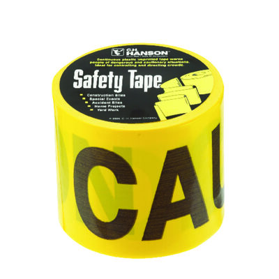 C.H. Hanson 200 ft. L x 3 in. W Barricade Tape Caution