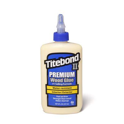 Titebond II Premuim Wood Glue 8 oz.