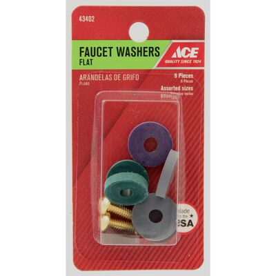 Ace Synthetic Rubber Faucet Washer 10