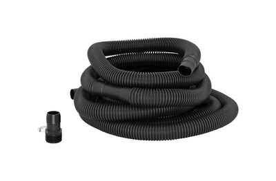 Drainage Industries Prinsco Discharge Hose Kit 1-1/2 in. Dia. x 1-1/2 in. Dia. x 24 ft. L Plastic