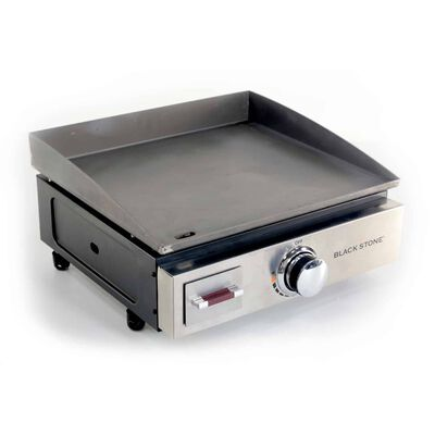 Blackstone Liquid Propane Table Top Outdoor Griddle Stainless Steel 1