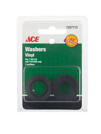 Ace Vinyl Quick Connect Replacement Washers