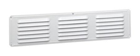 Air Vent Undereave Vent 16 in. x 4 in. 28 sq. in. 15 in. x 3 in. Aluminum White