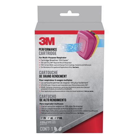 3M Replacement Cartridge 2 pk
