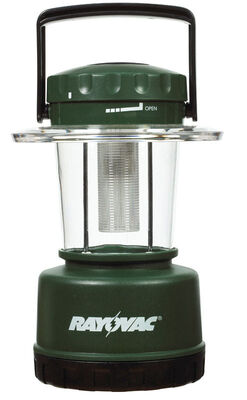 Rayovac 1 Krypton Plastic Floating Lantern D Green