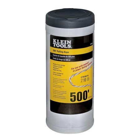 Klein Tools 500 ft. L Polypropylene Pull Line