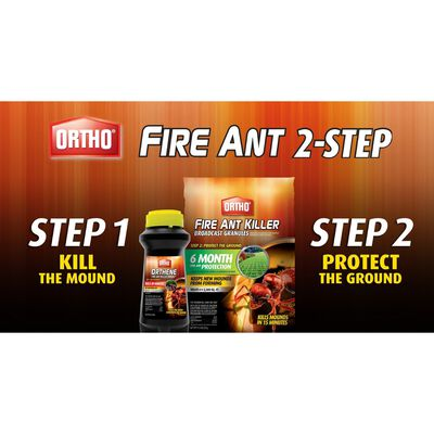 Ortho Orthene Fire Ant Insect Killer For Ants 12 oz.