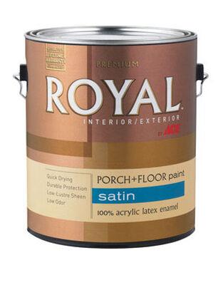 Ace Royal Acrylic Latex Porch & Floor Satin 1 gal.