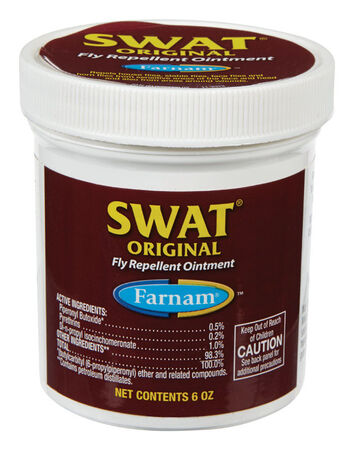 Swat Farnam Paste Fly Repellent 6 oz.
