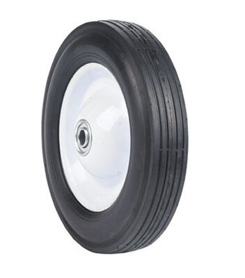 Arnold Steel Replacement Wheel 8 in. Dia. x 1.75 in. W 60 lb.