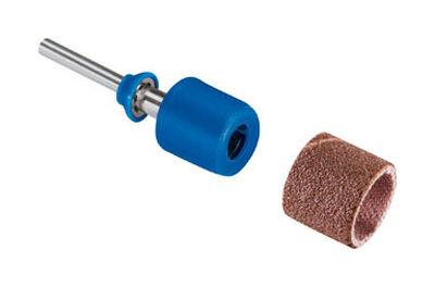 Dremel For For flat sanding and edge sanding 1/8 in. Dia. Mandrel