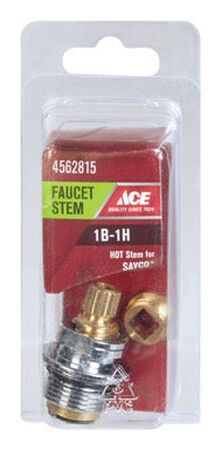 Ace Low Lead Hot 1B-1H Faucet Stem For Sayco