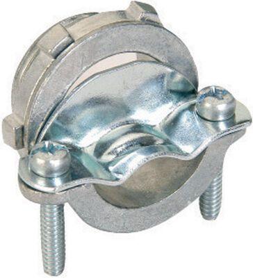 Gampak Sigma Non-metallic Cable Connector Silver 1 in. Dia. 1