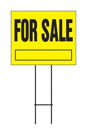 Hy-Ko English 20 in. H x 24 in. W Plastic Sign For Sale