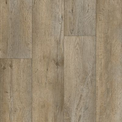 Wool Oak Cushioned Vinyl - Sold by the Sqft