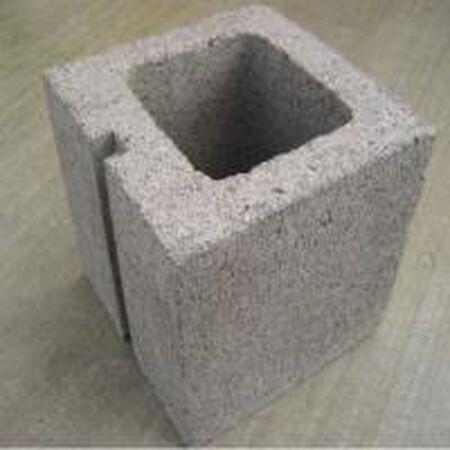 "Block Cinder 8"" x 8"" x 8"""