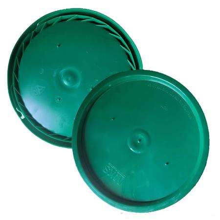 Stine Better Bucket Lid - Green