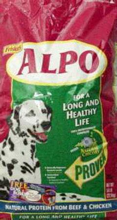Purina Alpo Prime Cuts Adult Savory Beef Dog Food 47 lb.