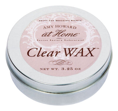 Amy Howard at Home Wax Clear 3.25 oz.