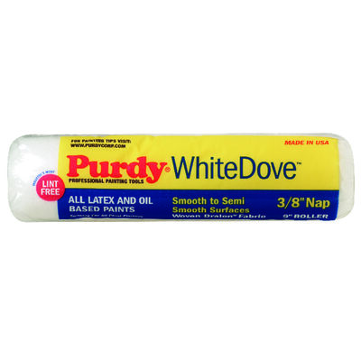 Purdy White Dove Dralon Paint Roller Cover 3/8 in. L x 9 in. W