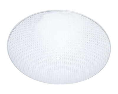 Westinghouse Round White Glass Diffuser 1