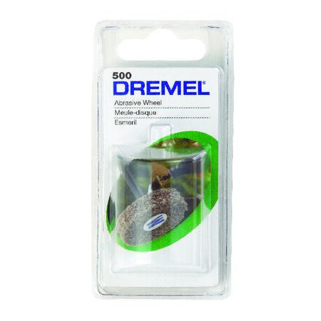 Dremel Aluminum Oxide Abrasive Wheel 1 in.
